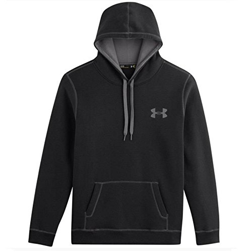 Under Armour Men's UA Every Team Fleece Hoodie - Large - Black -