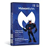 Malwarebytes Premium v3 1-User 1-Year Tech Edition - for PC - English/French