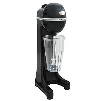 Johny Frappe eléctrica - 400 W 2 velocidad comercial bebida mezclador - eléctrica leche Shake eléctrica/negro/AK/2 - 2t-eco-bl/fabricado en Grecia: ...