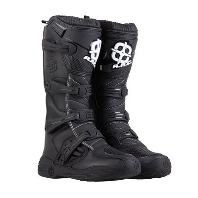 A.R.C. Corona Motocross Boot - Black - Size 11 (Oneal Motorcycle Boots)