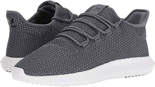 (adidas Originals Men's Tubular Shadow CK Onyx/Clear Grey/White 10.5 D US)