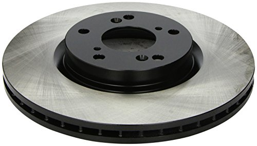 Centric Parts 120.40057 Premium Brake Rotor with E-Coating -