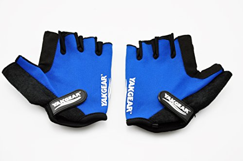 YakGear Blue Paddling Gloves