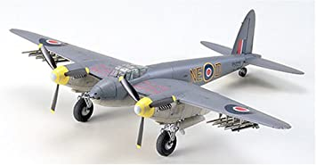 Tamiya 60747 - Maqueta para montar de Havilland Mosquito ...