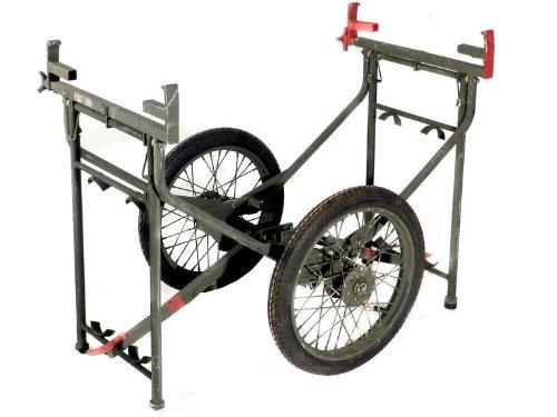 Wheeled Litter Carrier (Stretcher Wheeled)