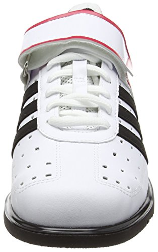 White running Red Power Perfect Black Unisexe Sport Ftw En Ii Radiant Salle Chaussures Adulte De Adidas Multicolore Z7PCxqwZ