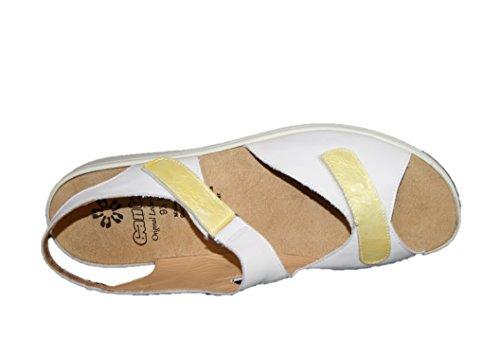 Ganter, Sandali donna Bianco bianco 44