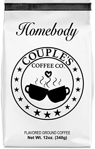 Couple's Coffee Co. Ground Coffee, WHITE LABEL: Homebody, 12 oz