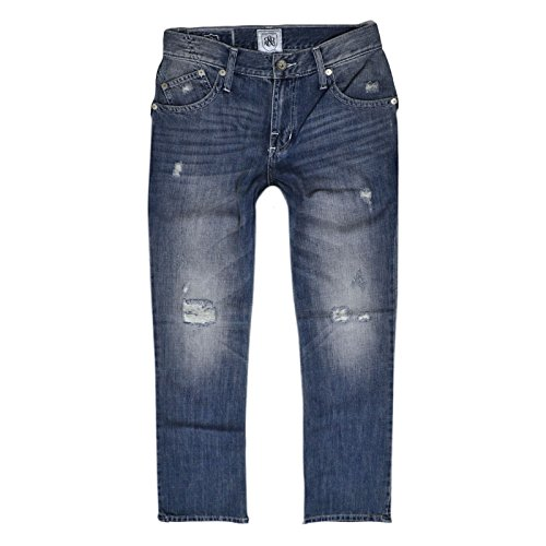 Bootcut Jeans (Skid Row , 29x30) (Rock Republic Men Jeans)