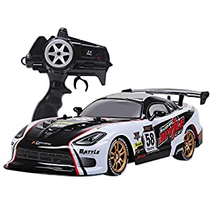 LuoKe Drift RC Car 2.4G Remote Control Car 4WD High Speed Racing Car RC Drift Car Toy for Adults Children