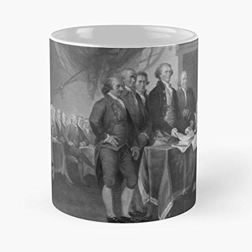 - Declaration Of Independence Founding Father Thomas Jefferson Revolutionary War John Adams Ben - Best Independence Day Gift