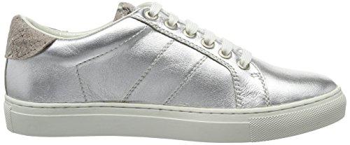 Coralie silver Mujer Lfu2 Joop Zapatillas Elaia Sneaker plateado fqxp7p