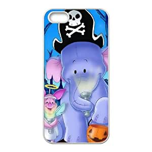 Pooh's Heffalump Halloween Movie iPhone 4 4s Cell Phone Case White yyfabd-259272