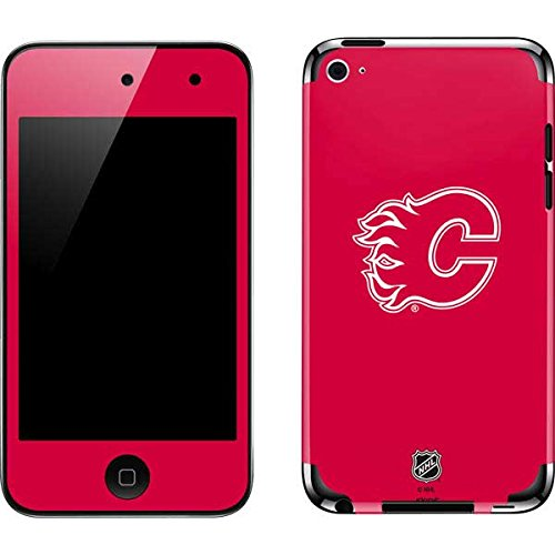 (NHL Calgary Flames iPod Touch (4th Gen) Skin - Calgary Flames Color Pop Vinyl Decal Skin For Your iPod Touch (4th Gen))