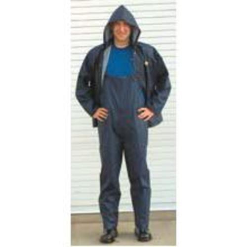 Onguard Rain Suit Sitex 3 Piece PVC on Polyester (Blue, Medium)