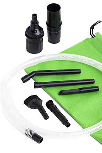 (Green Label Micro Vacuum Accessory Kit Compatible with Shark Vacuum Cleaners)