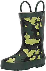 Amazon Essentials Unisex-Baby Harper Rain Boot