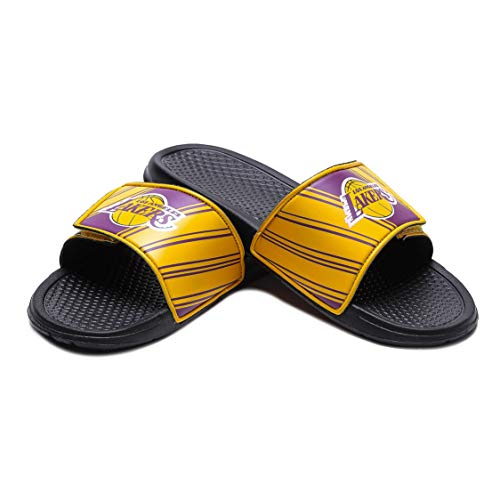 Los Angeles Lakers NBA Mens Legacy Sport Slide - M