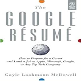 Amazon.in: Buy The Google Resume Book Online at Low Prices in India ...