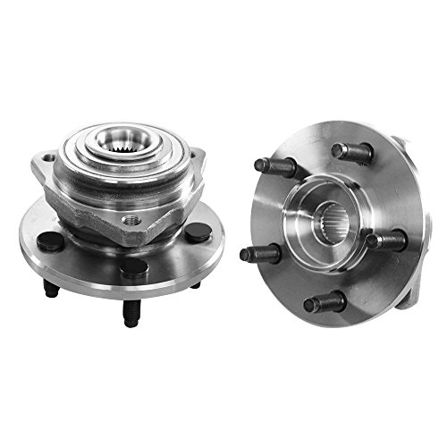 GSP 104178 Axle Bearing and Hub Assembly - Left or Right Front (Driver or Passenger Side) (Jeep Axle Hub)