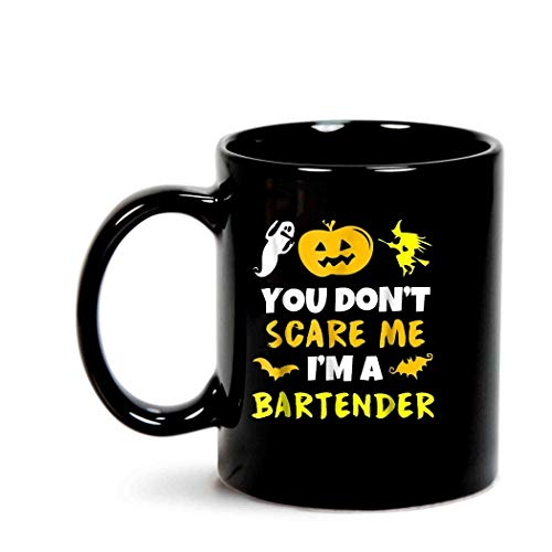 You Don't Scare Me I'm A Bartender Halloween Costume ()