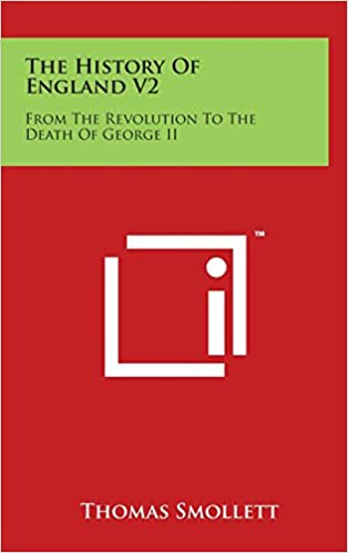 Bøger som pdf-downloads The History Of England V2: From The Revolution To The Death Of George II in Danish iBook