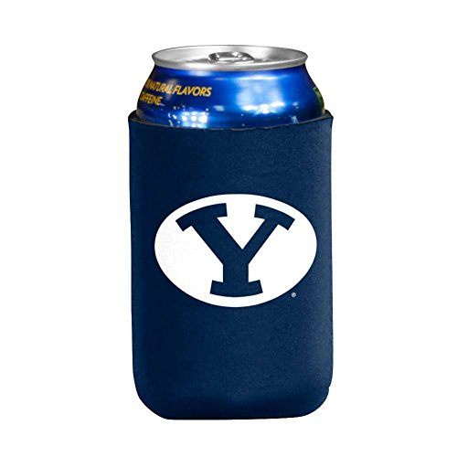 NCAA Brigham Young Cougars Flat Drink ()