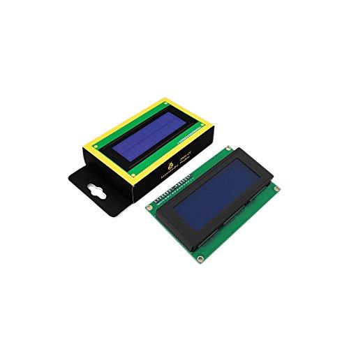 KEYESTUDIO 20x4 LCD Display IIC/I2C/TWI 2004 Display for Arduino Uno r3 Mega 2560 Raspberry Pi Avr Stm32 16 Character Backlit Lcd Display