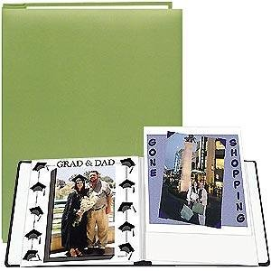 - PEAR-GREEN E-Z LOAD 8½x11 Scrapbook by Pioneer - 8.5x11