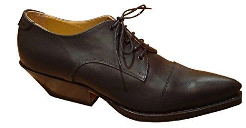 Sendra Schuhe 560 schwarz
