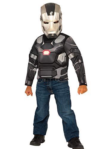 Marvel Captain America: Civil War Boxed Machine Muscle ChestShirt ()