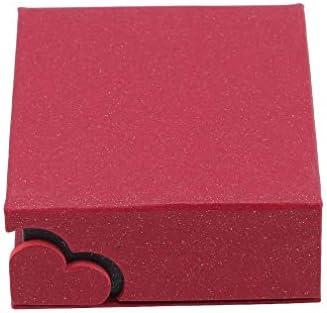 LUXWELL 宝箱 ジュエリー箱 ハート デザイン 小物入れ 宝石箱 アンティーク箱 ジュエリーボックス 宝石箱 収納 ジュエ