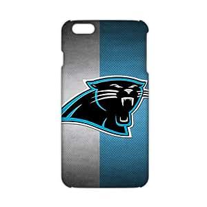 Carolina Panthers 3D Phone Case for Iphone 6 plus