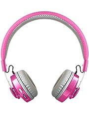LilGadgets Untangled Pro Children's Bluetooth Headphones, Pink