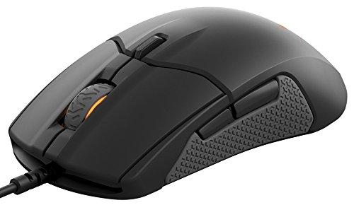SteelSeries Sensei 310 Gaming Mouse - 12,000 CPI TrueMove3 Optical Sensor - Ambidextrous Design - Split-Trigger Buttons…
