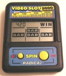 Portable Slot Machine Games