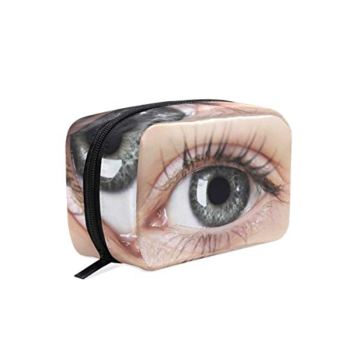 Cosmetic Makeup Bag Pouch Home Remedies For Astigmatism Eyes Clutch -