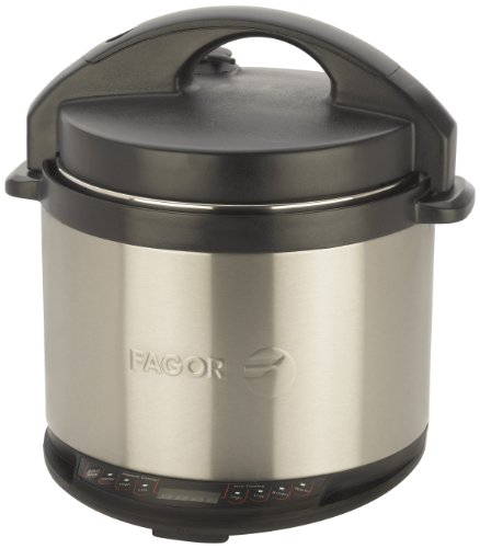 Fagor 670041790 Slow Cooker (Fagor Automatic Pressure Cooker)