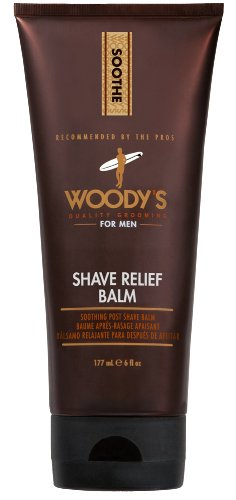 Woody's For Men Shave Relief Balm 177ml Woody' s WDY90573