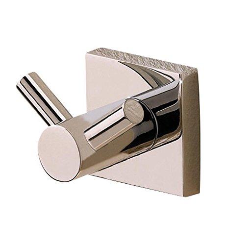Valsan 67612 Braga Bathroom Hook With Finish: Chrome