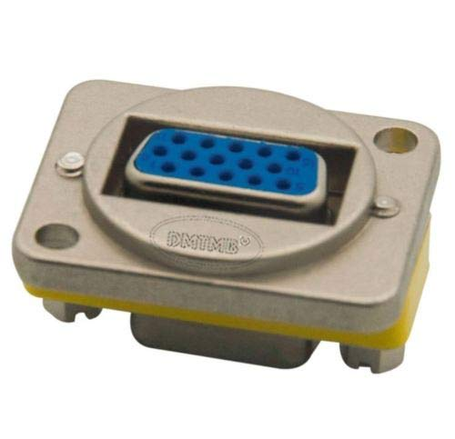 (VGA Pass Through Panel Mount D-Series connector flange panel)