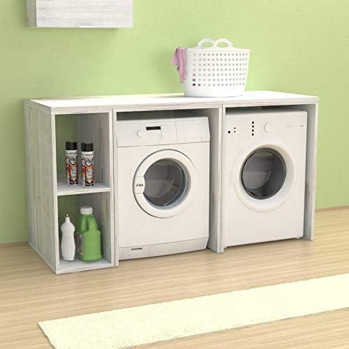 Ve.ca. Riga - Mueble de lavandería, 175 cm, de madera, para ...