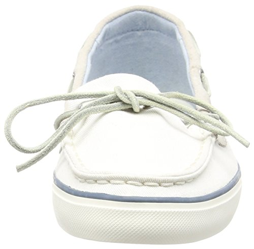 Gant San Diego - Mocasines Mujer Blanco - Weiß (white G29)