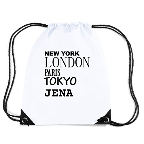 JOllify JENA Turnbeutel Tasche GYM1002 Design: New York, London, Paris, Tokyo
