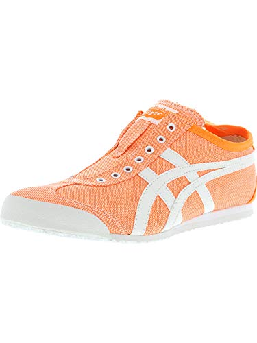 on 66 Slip Asics By Mexico Onitsuka Womens Orange Tiger wqFx1z
