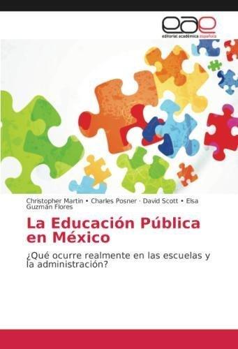 Download La Educación Pública en México: ¿Qué ocurre realmente en las escuelas y la administración? (Spanish Edition) PDF