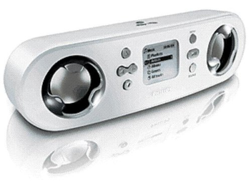 Philips PSS110 GoGear ShoqBox 256 MB Personal MP3 Sound System