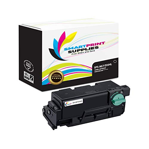 Smart Print Supplies Compatible MLT-D304L Black High Yield Toner Cartridge Replacement for Samsung M4530ND M4530NX Printers (20,000 Pages) ()
