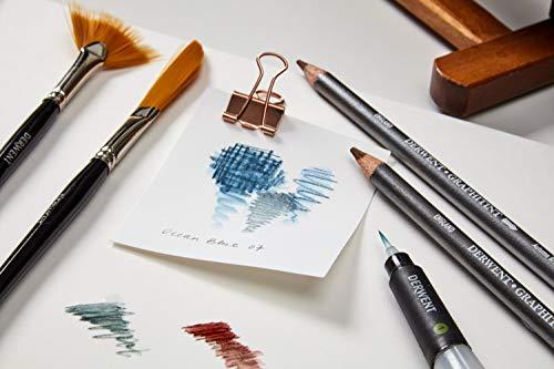 Derwent Graphitint Pencils, Metal Tin, 24 Count (0700803)