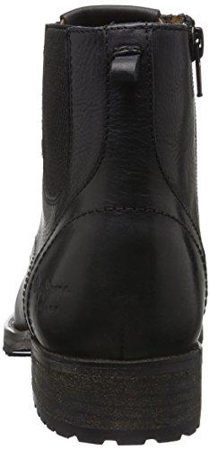 Pepe Jeans Melting Elastic, Zapatillas de Estar por Casa para Mujer Negro - negro